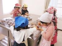 こども焼き菓子教室